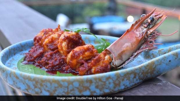 Indian Cooking Tips: How To Make South Indian-Style Prawn Ghee Roast For A Fiery Feast