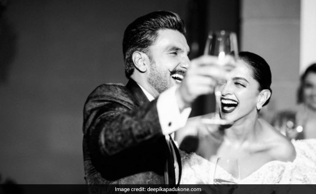 On Deepika Padukone's New Website, No 1 Fan Ranveer Singh Writes: 'I Sometimes Stop And Admire Her'