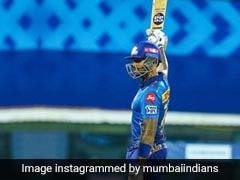 IPL 2021: Suryakumar Yadav Crosses All Limits With 99-Meter Six Off Pat Cummins