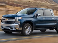 General Motors To Start Making Silverado Electric Pickups Late Next Year In Detroit: Report