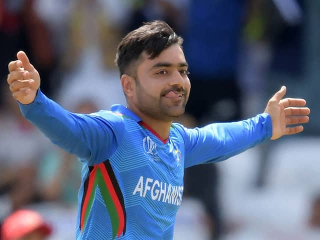 """""""Everyone In Afghanistan With You, India"""": Rashid Khan Posts Moving Video"""
