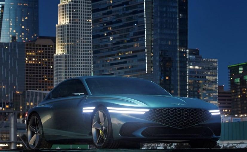 Genesis X Concept Revealed