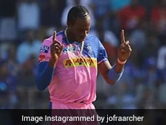 Rajasthan Royals Fast Bowler Jofra Archer Ruled Out Of IPL 2021, Says England Cricket Board