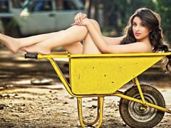 "For That Perfect Shot, ""Hitch Your Wagon To A Star."" In This Case, Parineeti Chopra"