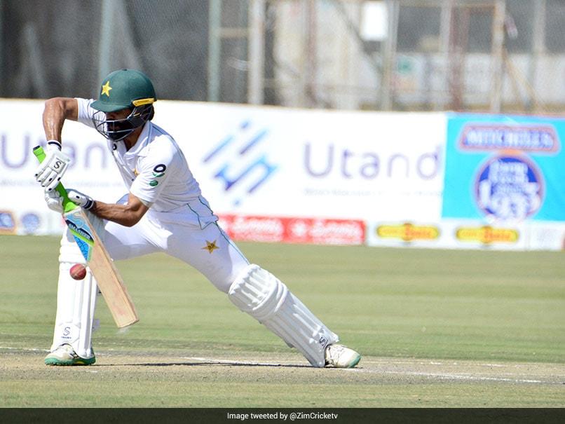 Zim vs Pak 1st Test, Day 2: Fawad Alam Century Puts Pakistan On Top vs Zimbabwe