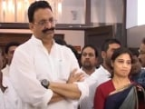 Video : Gangster-Turned-MLA Mukhtar Ansari Brought Back To UP Jail From Punjab