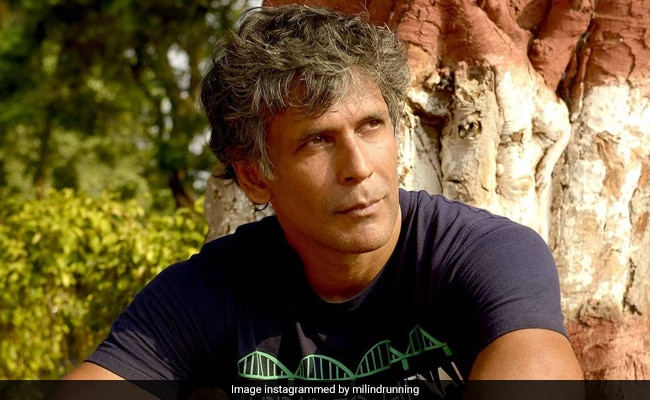 What's Keeping Milind Soman, Quarantined Somewhere In The Hills, Busy