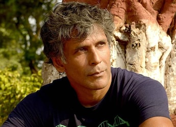 Milind Soman's Fruity Indulgence Is the Perfect Summer Pick-Me-Up. Take A Look