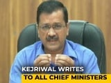 Video : Arvind Kejriwal Writes To All Chief Ministers Asking For Spare Oxygen