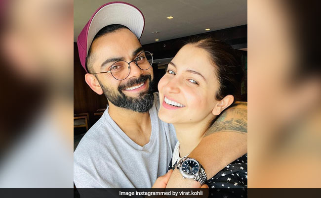 Cuteness Overload: Anushka Sharma, Virat Kohli And An Epic Hug. Pic Here