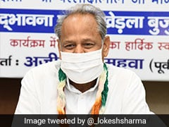 Rajasthan Chief Minister Ashok Gehlot Tests Positive For Covid