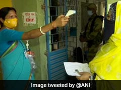 West Bengal Votes In 7th Phase As Covid Cases Rise. See Pics