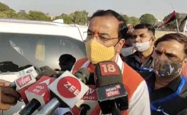 मुख्तार अंसारी मामले में बोले केशव प्रसाद मौर्य - भाजपा अपराधियों को संरक्षण नहीं देती