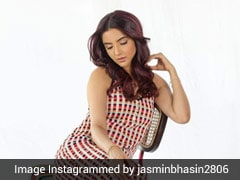 Just Like Jasmin Bhasin In This Dress, Add Colourful Prints To Your Summer Wardrobe