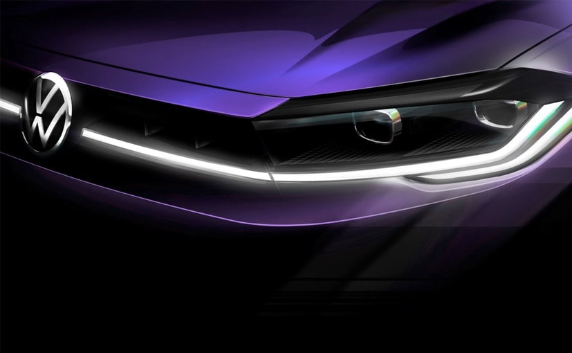 2021 Volkswagen Polo Teased; World Debut In April