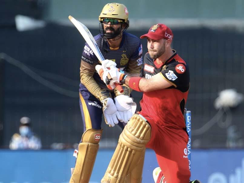 IPL 2021 Live Cricket Score, RCB vs KKR: Glenn Maxwell, AB de Villiers Blitzkrieg Powers Royal Challengers Bangalore To 204/4 vs Kolkata Knight Riders | Cricket News