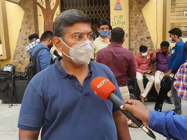 Video : How Chennai Residents Voted