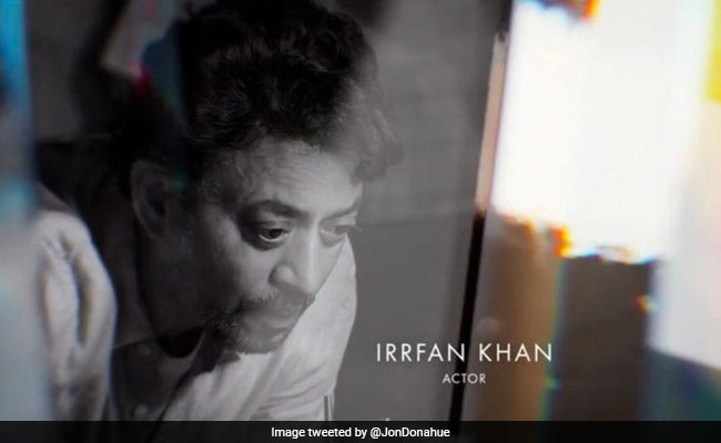 Oscars 2021: Irrfan Khan And Bhanu Athaiya Remembered In Tributes Montage
