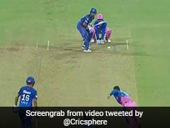 IPL 2021: ऋषभ पंत को Run-Out करने के बाद डांस करने लगा गेंदबाज, देखते हंस पड़े खिलाड़ी - देखें Video