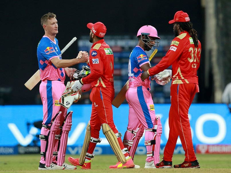 RR vs PBKS, IPL 2021: How The World Reacted To Sanju Samson Denying Chris Morris A Single In Last Over