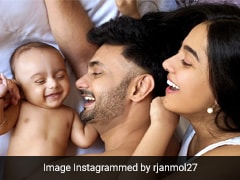 """For Amrita Rao, Putting Her Baby Son To Sleep Is Like """"Winning Gold At The Olympics"""""""