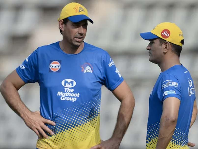 """""""Situation Is Under Control For Now,"""" Stephen Fleming On MS Dhonis Parents Health"""