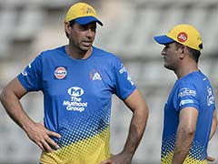 """""""Situation Is Under Control For Now,"""" Stephen Fleming On MS Dhoni's Parents' Health"""