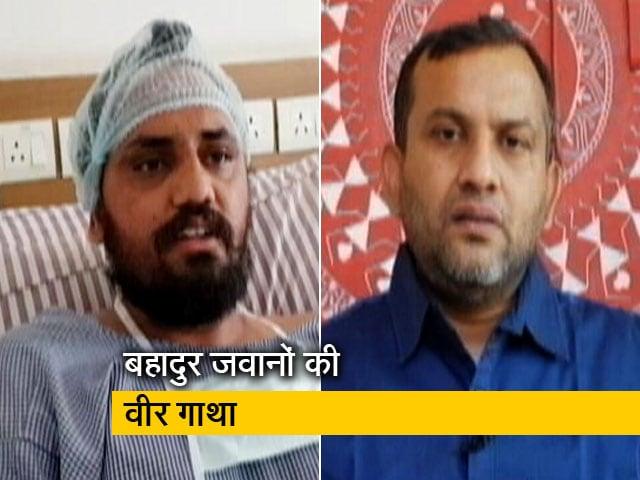 Videos : नक्सली हमला : अपनी पगड़ी से साथी की जान बचाने वाले बलराज सिंह ने NDTV से की खास बातचीत