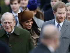 """""""You Will Be Greatly Missed"""": Harry, Meghan Post Tribute To Prince Philip"""