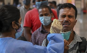 Record 2.34 Lakh Fresh Covid Cases In India, 1,341 Deaths In 24 Hours