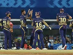 Shah Rukh Khan Reacts As KKR Beat SRH To Claim 100th Win In IPL