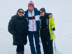 """A Little Bit Of Paradise On Earth"": Sara Ali Khan Drops New Pics From Gulmarg"