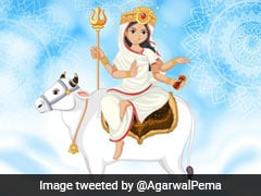 Navratri 2021 Day 8: Mahagauri Is Worshipped Today. Time, Puja Vidhi Here