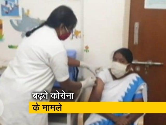 Video : महाराष्ट्र में कोरोना के करीब 59 हजार नए मामले दर्ज, लॉकडाउन पर बात करेंगे CM उद्धव