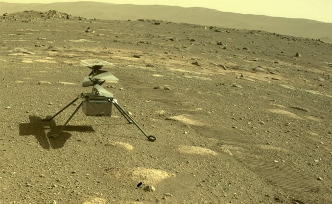 'Wright Brothers Moment': NASA's Mars Helicopter Prepares For 1st Flight