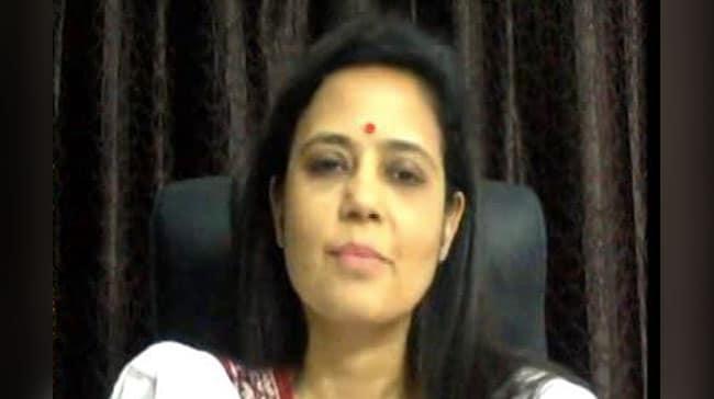 """Trinamool's Mahua Moitra Mocks Yogi Adityanath Over """"Anti-Romeo Squads"""""""