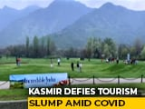 Video : Kashmir Defies Tourism Slump Amid Covid, 1 Lakh Visitors Since December