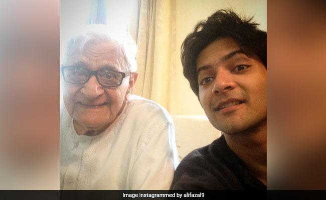 Ali Fazal's Grandfather Dies. Actor Bids Farewell In An Emotional Note