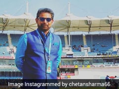 Chetan Sharma, India Men's Cricket Team's Chief Selector, Gets First Dose Of COVID-19 Vaccine
