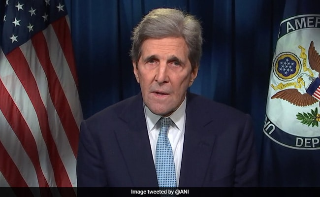 """India Is A Major Player On Global Stage"": US Special Envoy John Kerry"