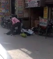 Woman Stabbed 25 Times By Husband In Delhi Market, Dies