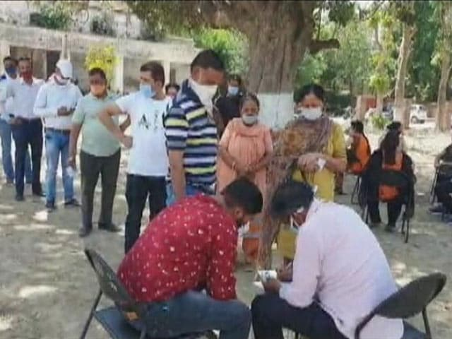 Video : Punjab Continues To Log Steep Rise In Coronavirus Cases In Second Wave