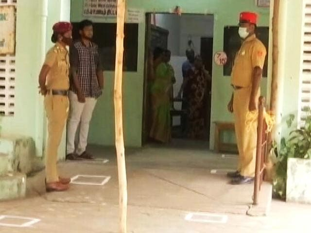 Video : Puducherry Votes For 30 Assembly Seats Today