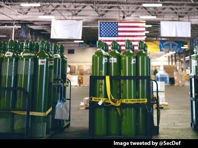 Video : US To Send More Than $100 Million In Covid Supplies To India