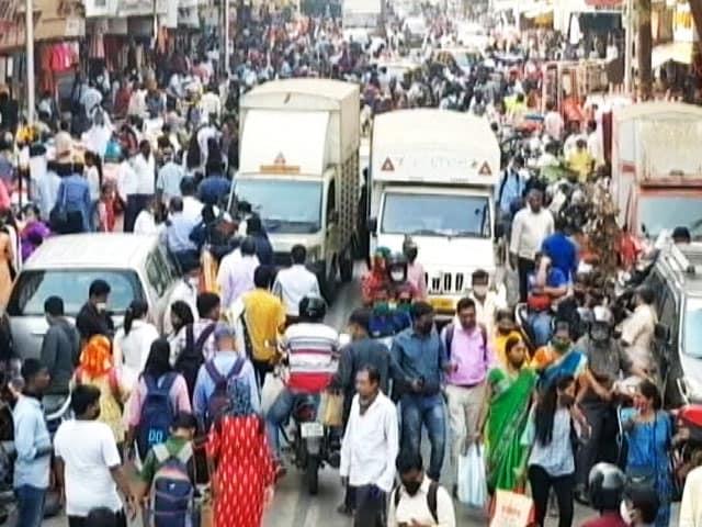"Video : Maharashtra Declares 6 States, Including Delhi, As Places Of ""Sensitive Origin"""