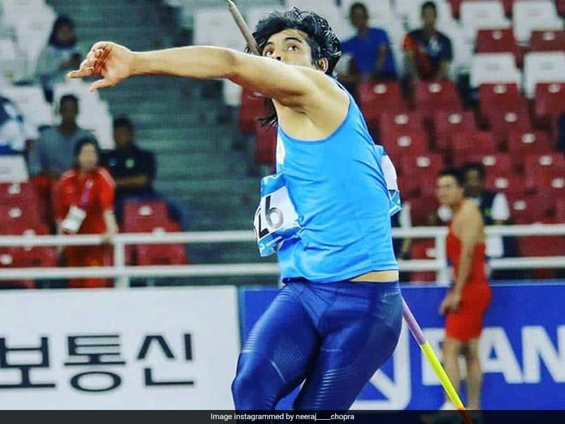 Neeraj Chopra And Cos Turkey Training-Cum-Competition Tour Suspended