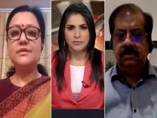 Video : Opposition Hits Out at BJP After EVM Found In Party Leader's Car
