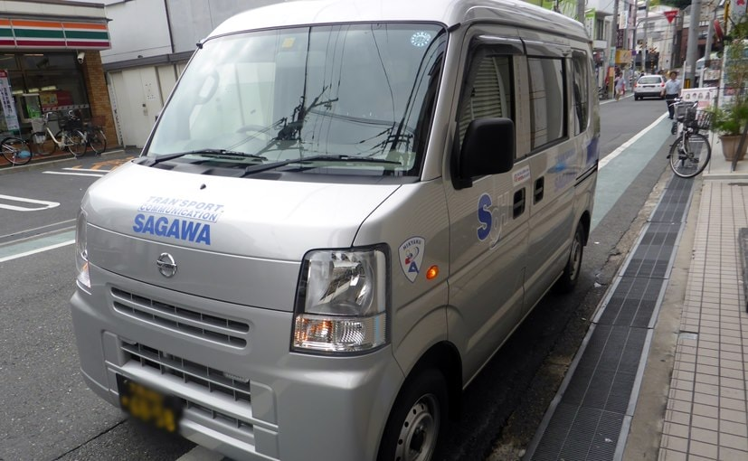Japan's Delivery Giant Sagawa Teams With Startup To Develop First EV
