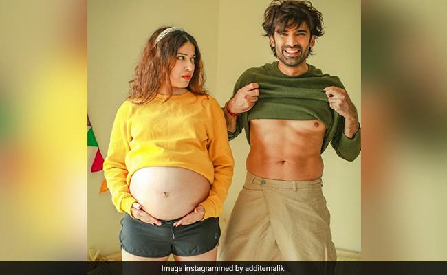 It's A Baby Boy For TV Stars Aditi And Mohit Malik