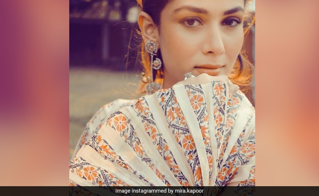 Nothing To See Here. Just Mira Rajput In A Throwback Pic